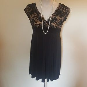 Dresses & Skirts - ⭕5 for $25⭕  Lace top dress